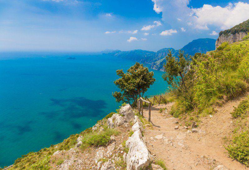 Le Sentier Des Dieux Italie Sentiers Italie Italie Du Sud