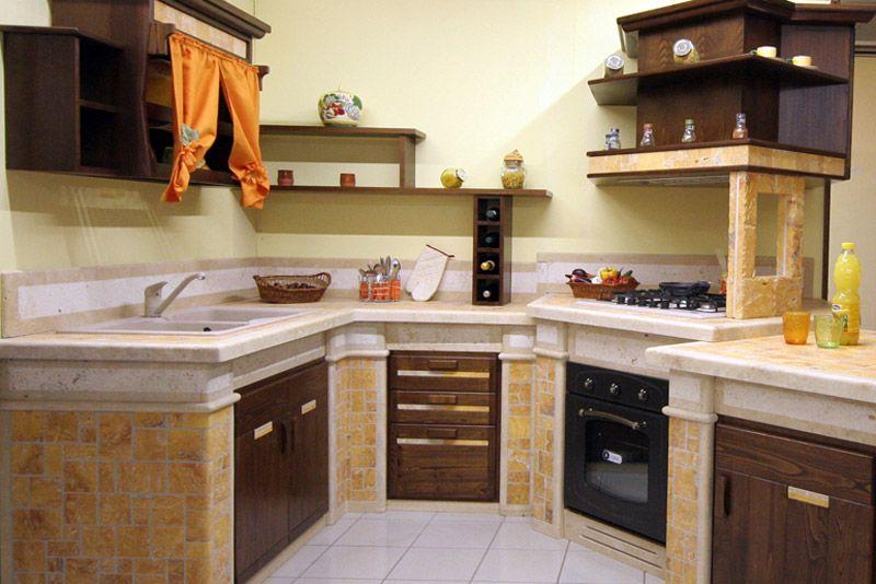 sara01.jpg (800×534)   kuchnia   pinterest - Cucine Muratura Marmo
