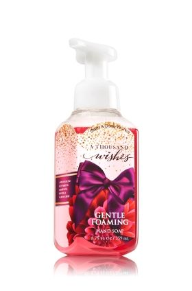 6 50 A Thousand Wishes Gentle Foaming Hand Soap Bath Body