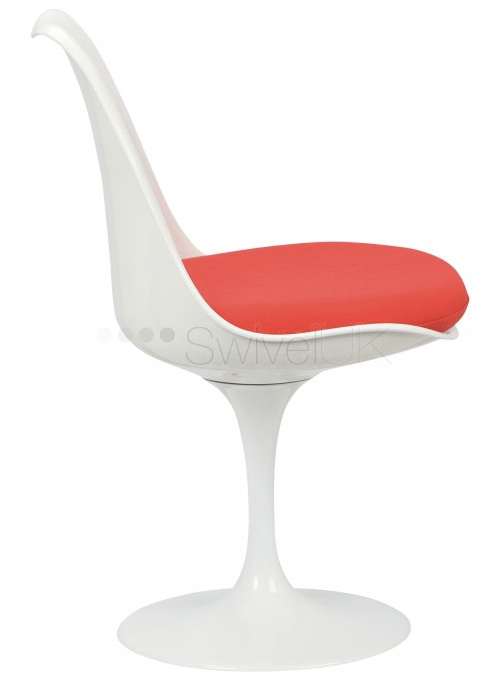 Tulip Chair (Plastic) With Cushion By Eero Saarinen. More Info: Http:
