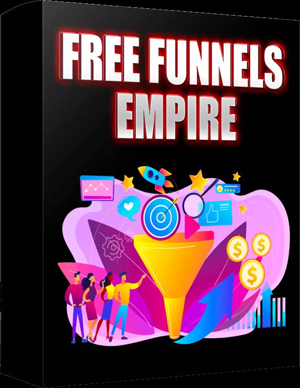 Free Funnels Empire Review Empire, Sales letter, Drop