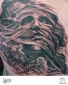 Purgatory Tattoos Google Search Tattoos Animal Tattoo Jason