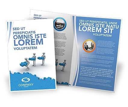 free brochure templates Offshore Development Brochure Template - free brochure templates microsoft word