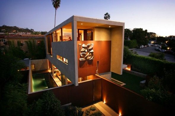 Contemporary Library Architecture | Home architecture & Interior ... www.infoteli.com590 × 392Search by image The Prospect house architecture was designed by Jonathan Segal and located in La Jolla, San Diego, California. This modern house has unique concept, ...
