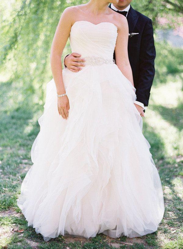 Rea Wedding Washington DC / Donna + Thana | Hochzeitskleid