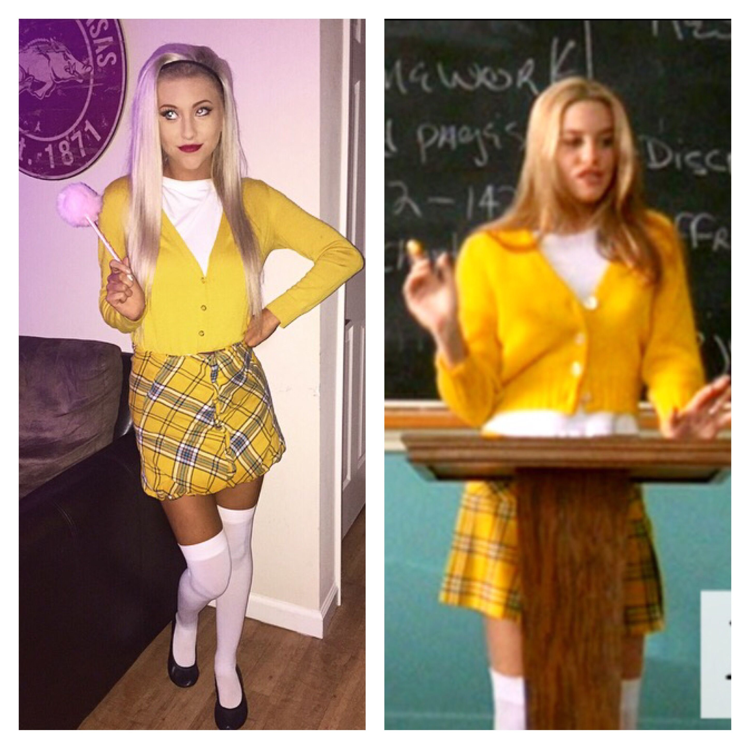 cher from clueless  halloween costume  clueless
