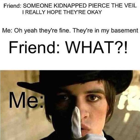 Bleeding Emo Quotes: Image Result For Panic At The Disco Meme