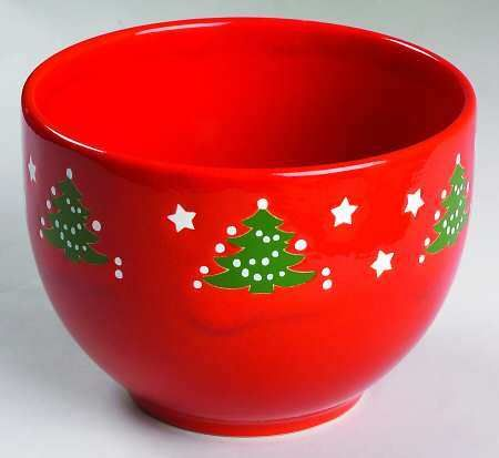 Waechtersbach Christmas Tree Nut/ Candy Bowl : waechtersbach christmas tree dinnerware - pezcame.com