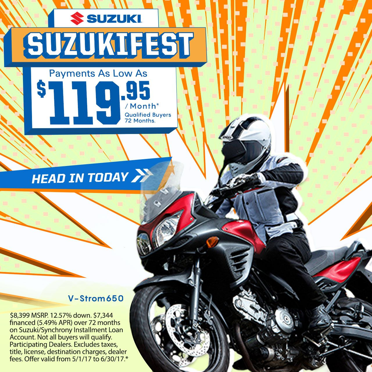 Pin By Doug Reynolds Suzuki On Promotions Loan Account Promotion Installment Loans