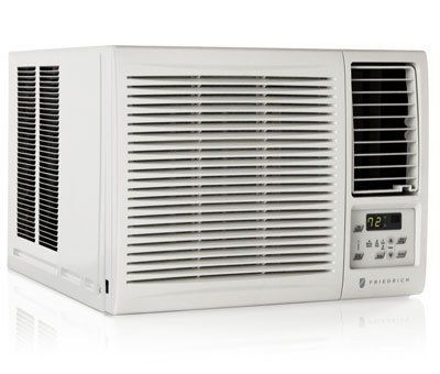 Friedrich Compact Programmable Cp15f10 14 700 Btu Room Air Conditioner With R 410a Refriger Room Air Conditioner Air Conditioner Prices Window Air Conditioner