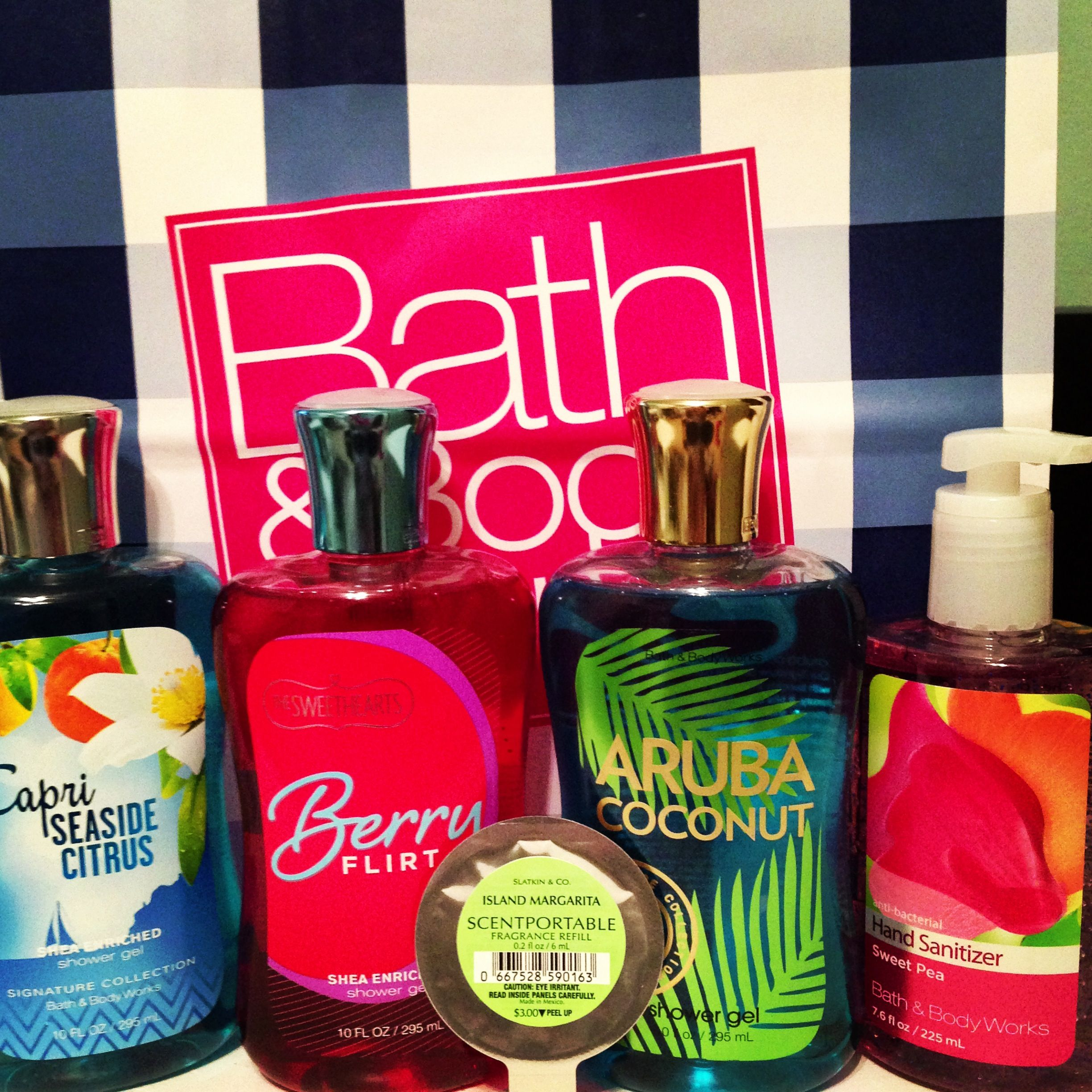 Bath Body Works Bath Body Works Bath Body Hand Sanitizer