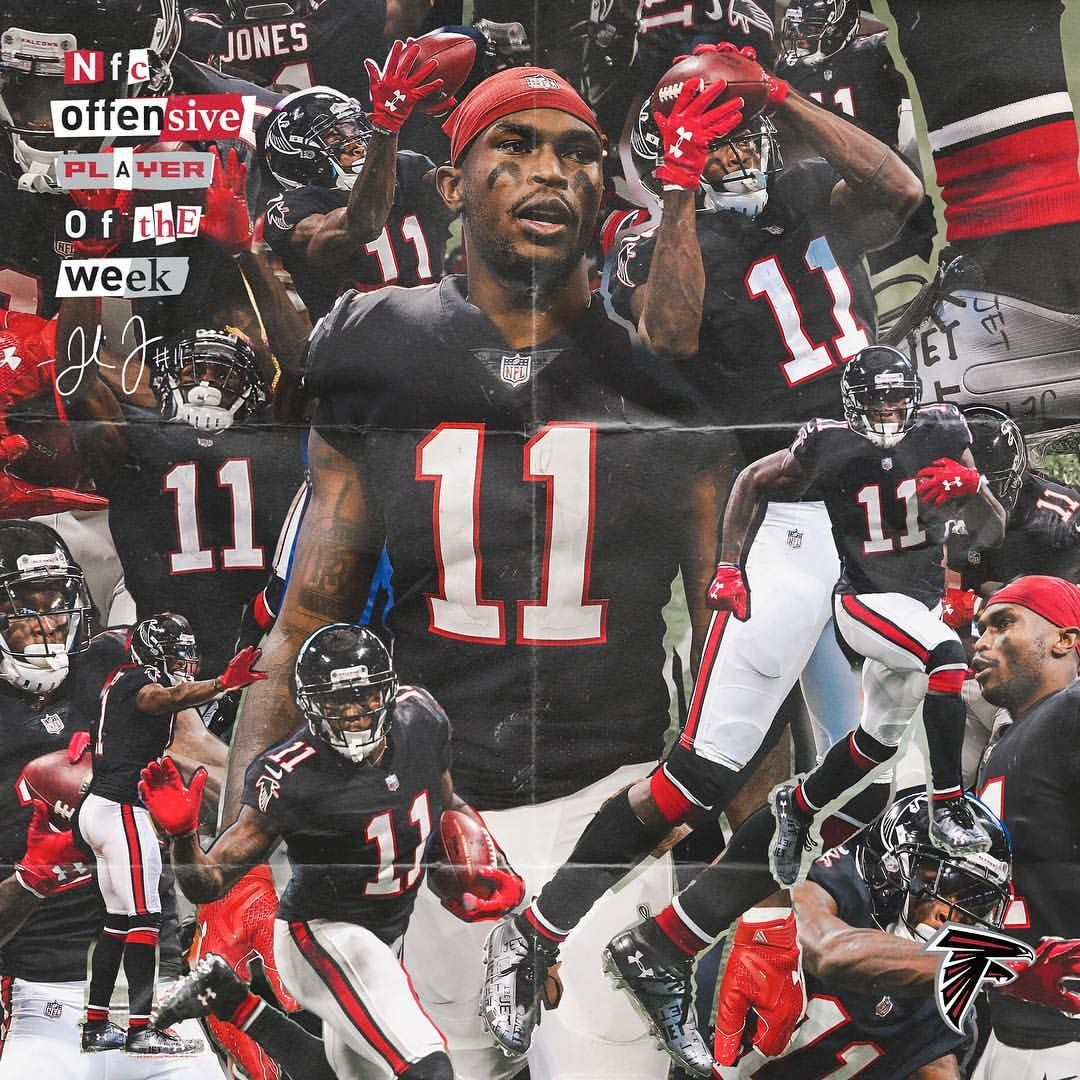 4 156 Likes 46 Comments Atlanta Falcons Atlantafalcons On Instagram Julio Jones Atlanta Falcons Football Atlanta Falcons Wallpaper Atlanta Falcons Art