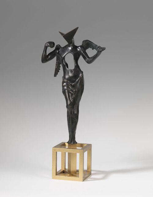 ✯ The Surrealistic Angel :: Artist Salvador Dalí ..1984.. ✯