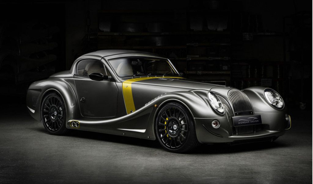 When it comes to building traditional sports cars, no other company ...