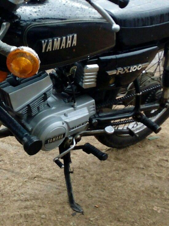 Rx100 From Yamaha Yamaha Rx100 Yamaha Bikes Yamaha