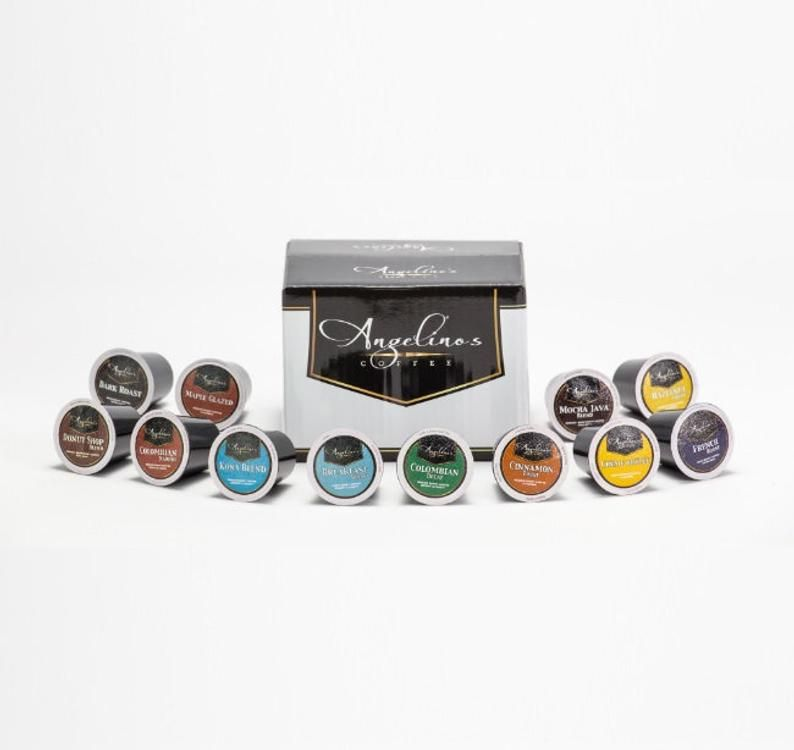 Angelinos coffee kcups flavored in 2020 k cup