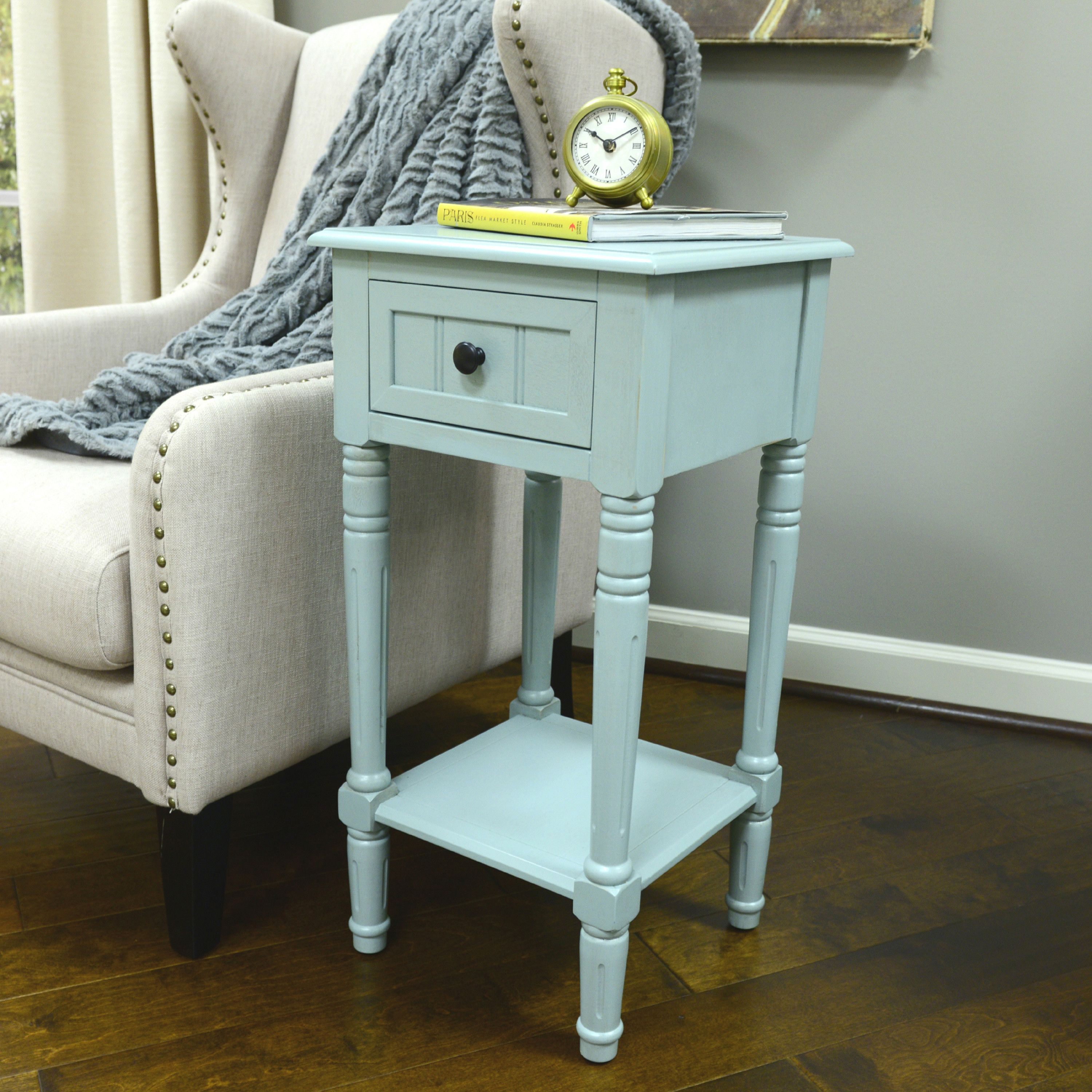 Andover Mills Everly 1 Drawer End Table | Home Decor | Pinterest ...