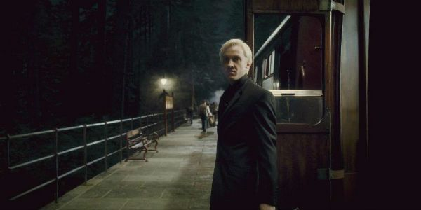 Jk Rowling Is Giving Us More Harry Potter Harry Potter Draco Malfoy