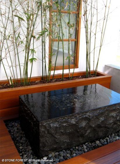 table fountain. custom indoor water table fountain by stone forest at manhattan beach, ca s