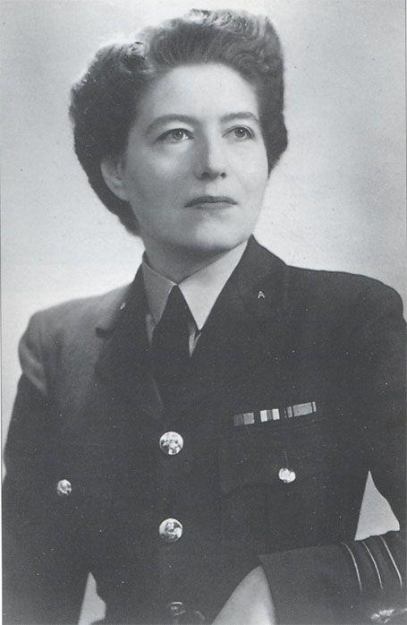 Vera Atkins, CBE (16 June 1908, Bucharest, Romania - 24 ...