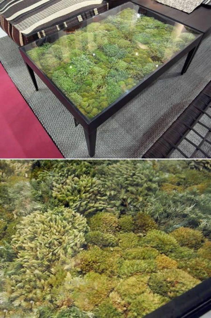 Besoin d 39 une table basse originale ou insolite ces 41 for Salon de jardin de resina de equilibrio