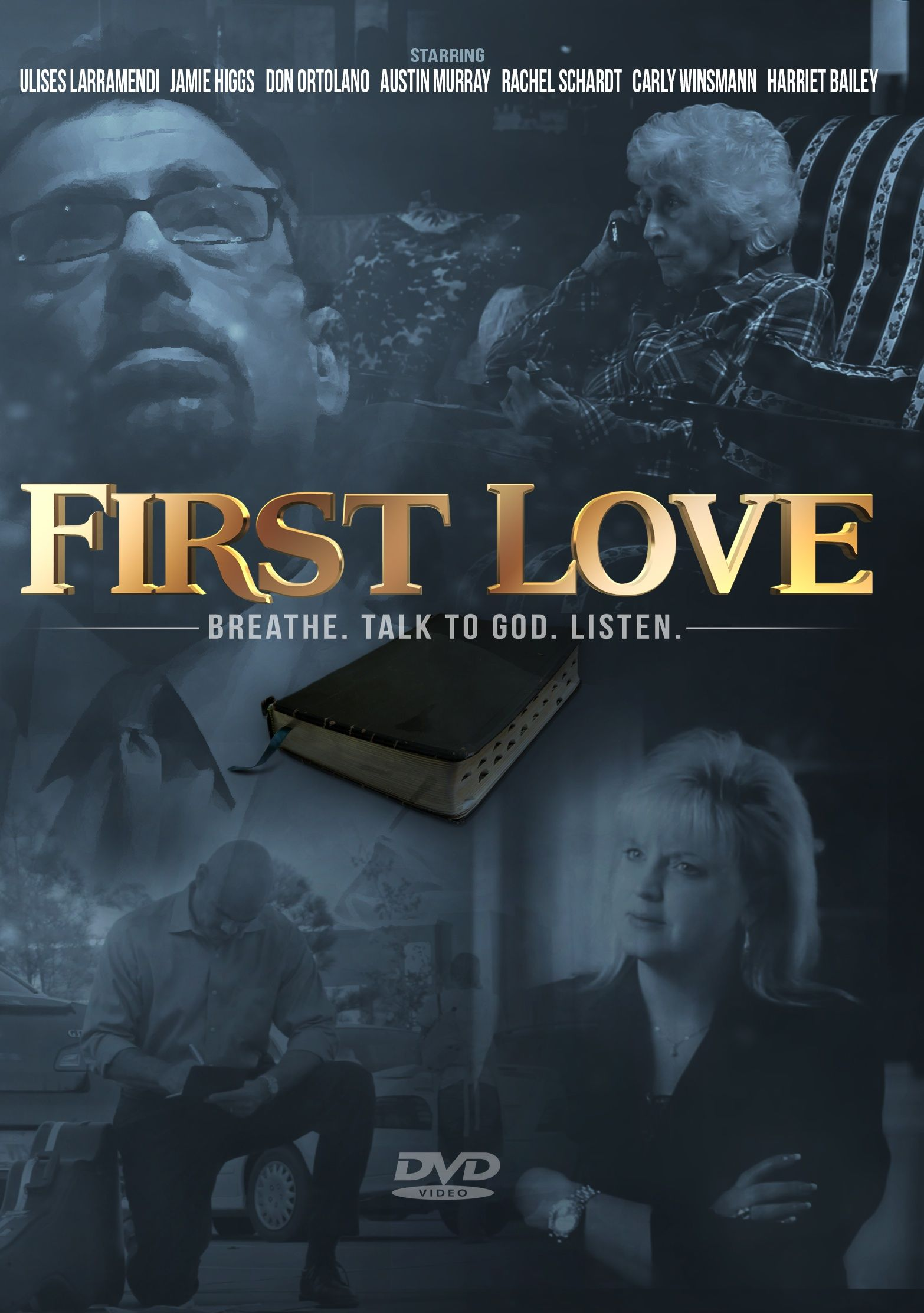 First Love: Breathe. Talk to God. Listen - Movie - CFDb ...