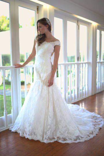 Cizzy Bridal Wedding Dress Princess Adelaide