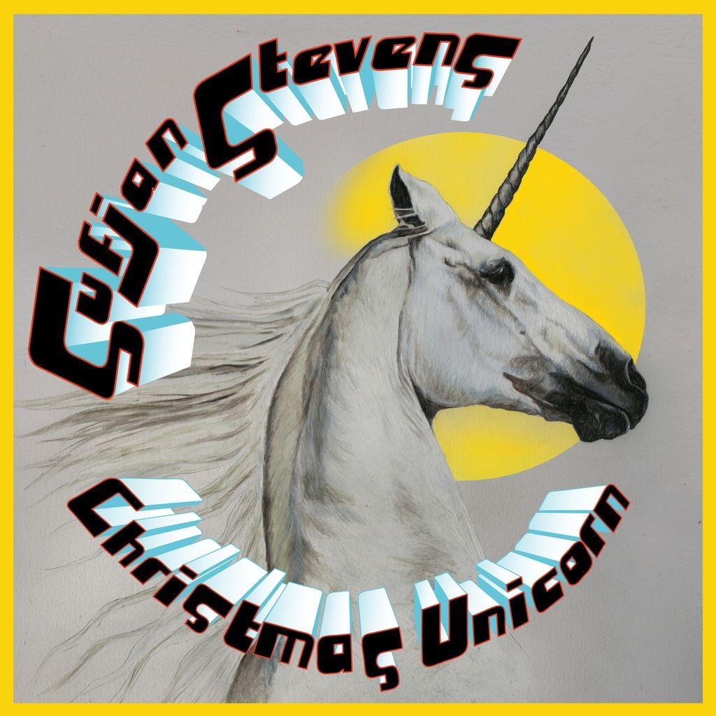 Silver & Gold, by Sufjan Stevens   Christmas unicorn ...