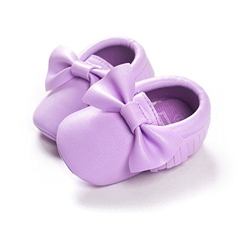 LIVEBOX Infant Baby Girls' Bow Mocassins Soft Sole Anti-Slip Tassels Prewalker Toddler Shoes (M: 6~12 months, Light Purple) LiveBox http://www.amazon.com/dp/B0191G1O6M/ref=cm_sw_r_pi_dp_1SVGwb1W6PVE6