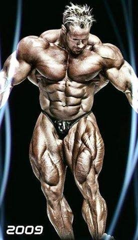 Musculação e suplementação