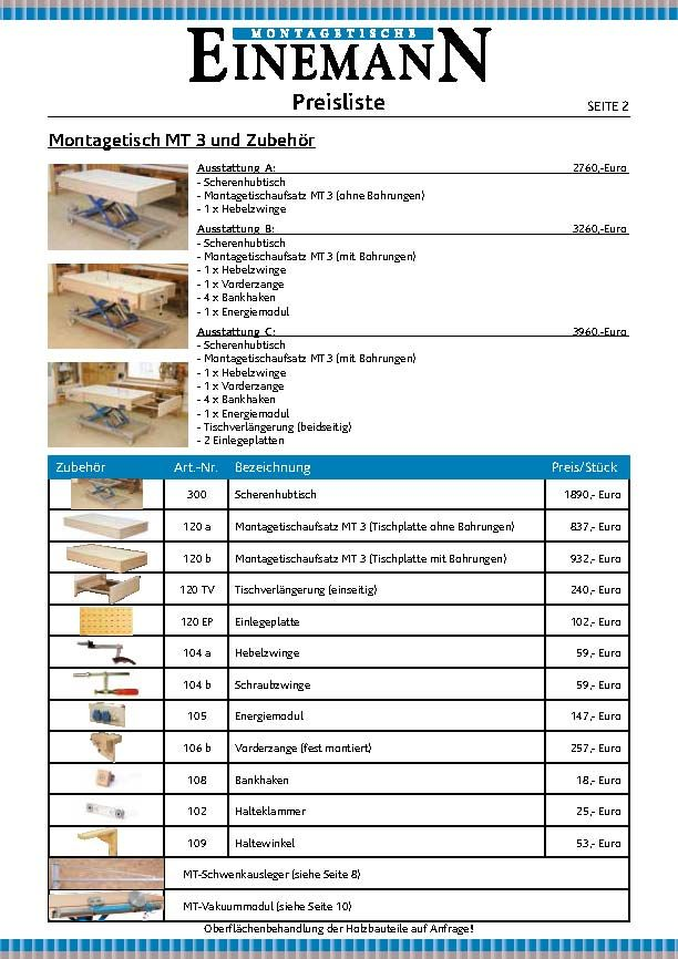 Cool Einemann Assembly Tables Price List Page 2 Woodworking Onthecornerstone Fun Painted Chair Ideas Images Onthecornerstoneorg