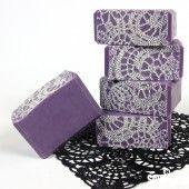 Jasmine Lace Cold Process Soap