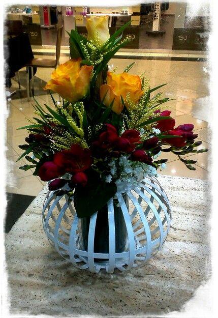 Lanterna & flowers