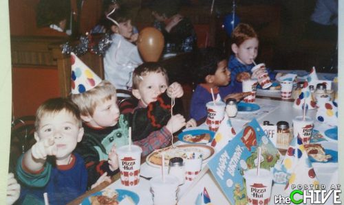 As Long As I Have My Memories I Will Always Stay Young Photos - Childrens birthday parties pizza hut