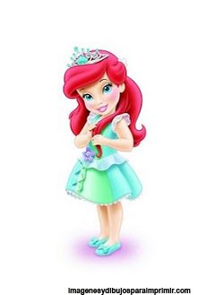 Princesas Disney Bebes Para Imprimir Princesas Disney Princesa