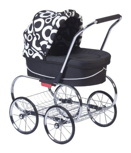 Best Baby Buggies 2018 Valco Baby Classic Princess Doll Stroller Cirque Black