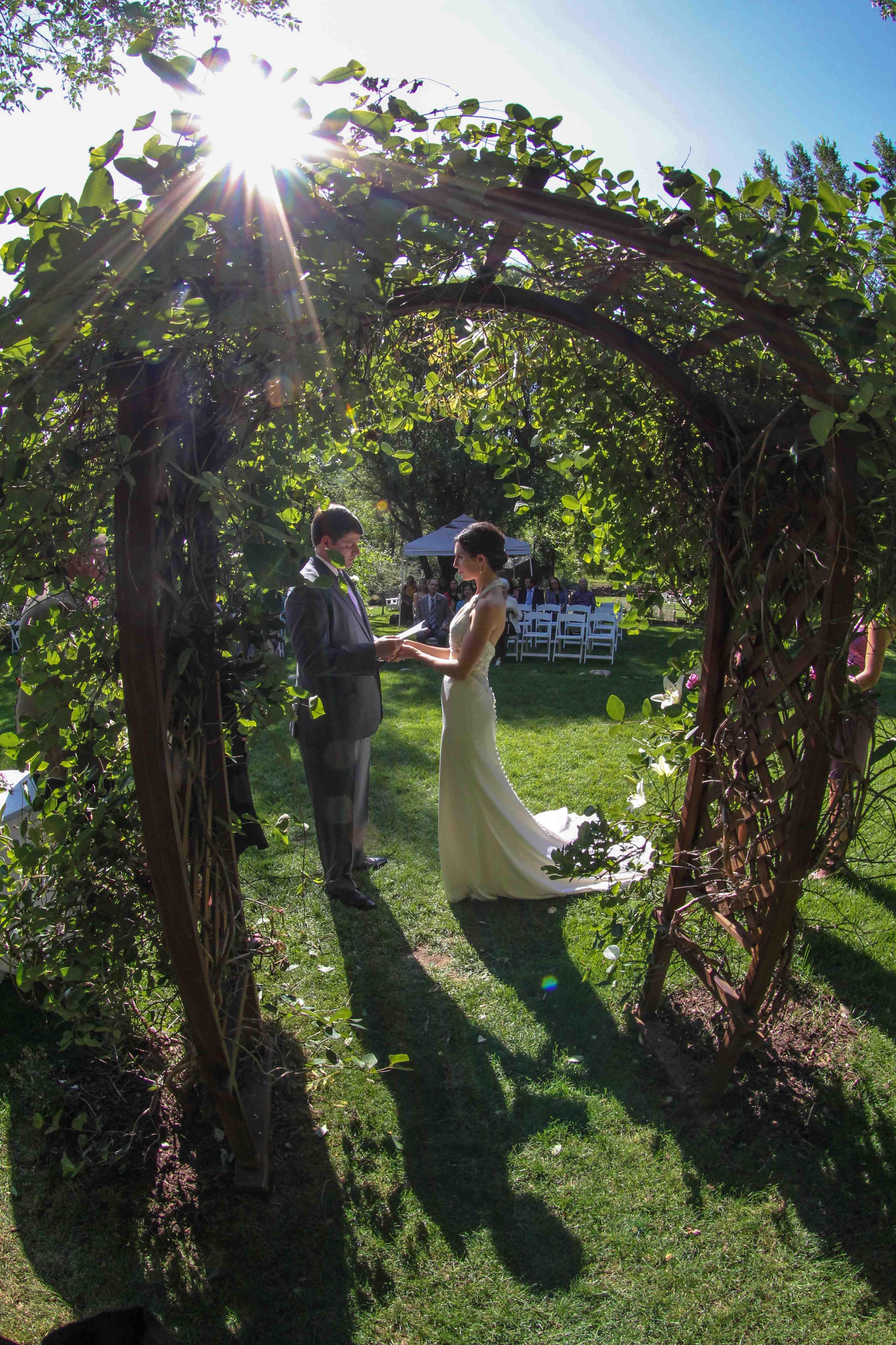 Colorado Outdoor Wedding Venue Stone Mountain Lodge