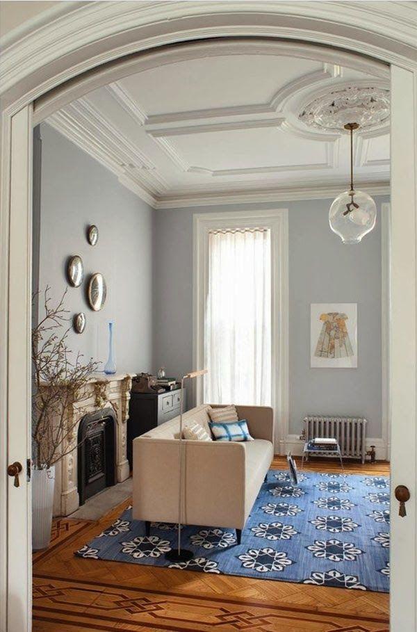 Revista Interiors Un Monton De Salones Bonitos Interiors