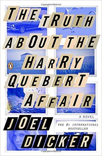 The truth about harry quebert affair book