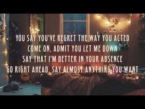 Chainsmokers Don T Say Lyrics Chainsmokers Lyrics Lyrics