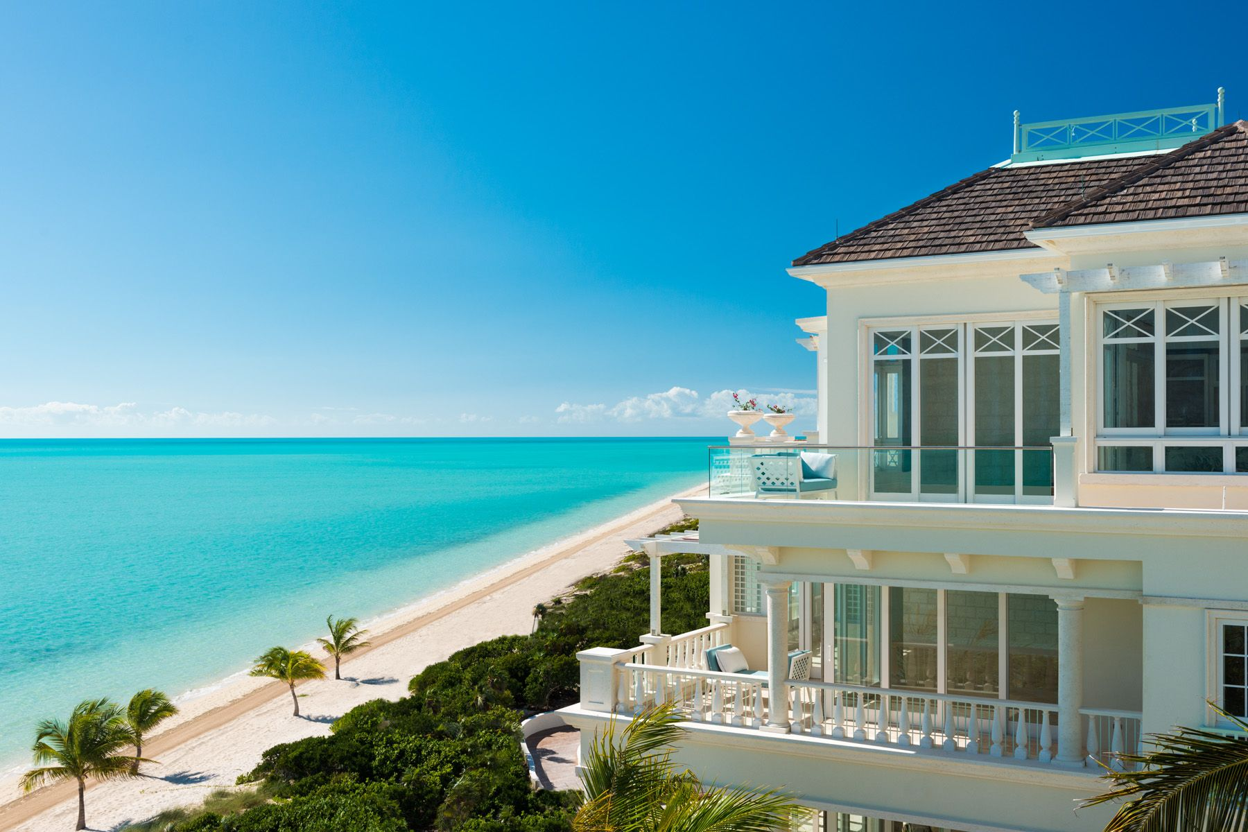 The S Club A Turks And Caicos Resort On Long Bay Beach Providenciales