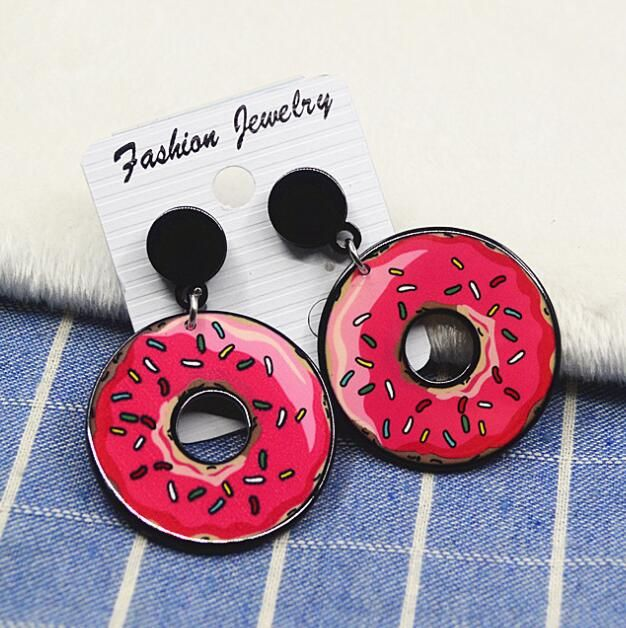 earrings studs diy plastic surgical clear backs pin