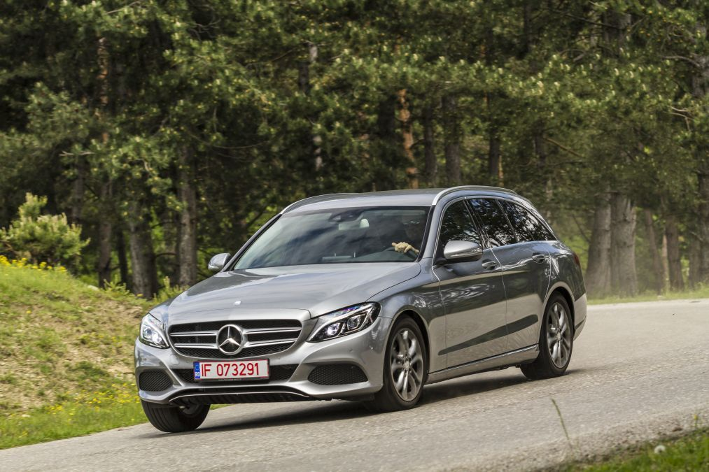 style or substance? mercedes-benz cla 220 cdi shooting brake vs c