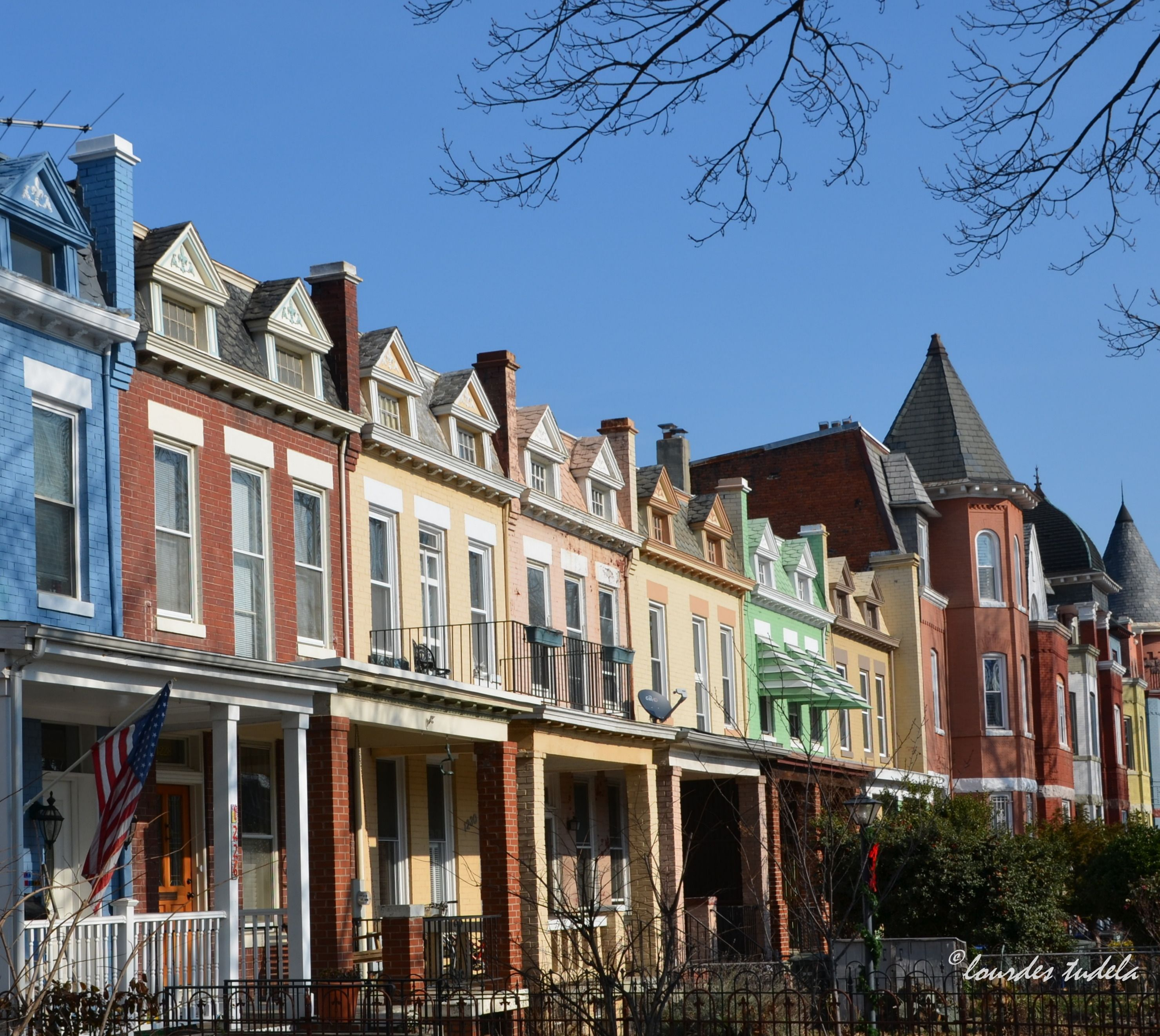 Capitol Hill Row Houses