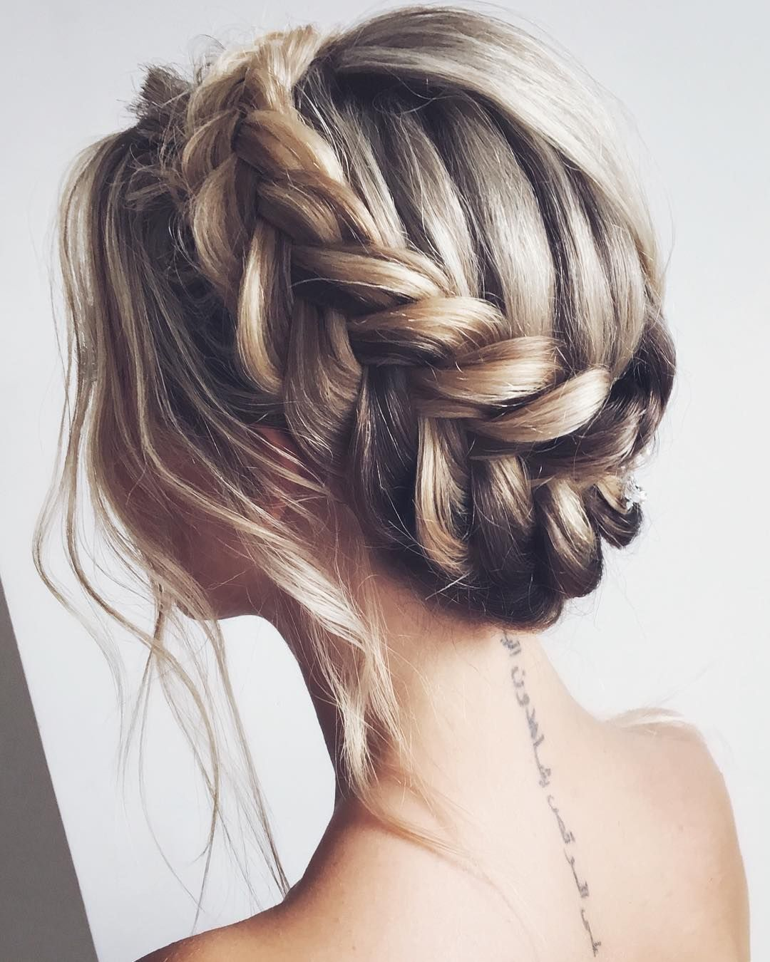 23 Romantic Wedding Hairstyles For Long Hair: 51 Beautiful Bridal Updos Wedding Hairstyles For A