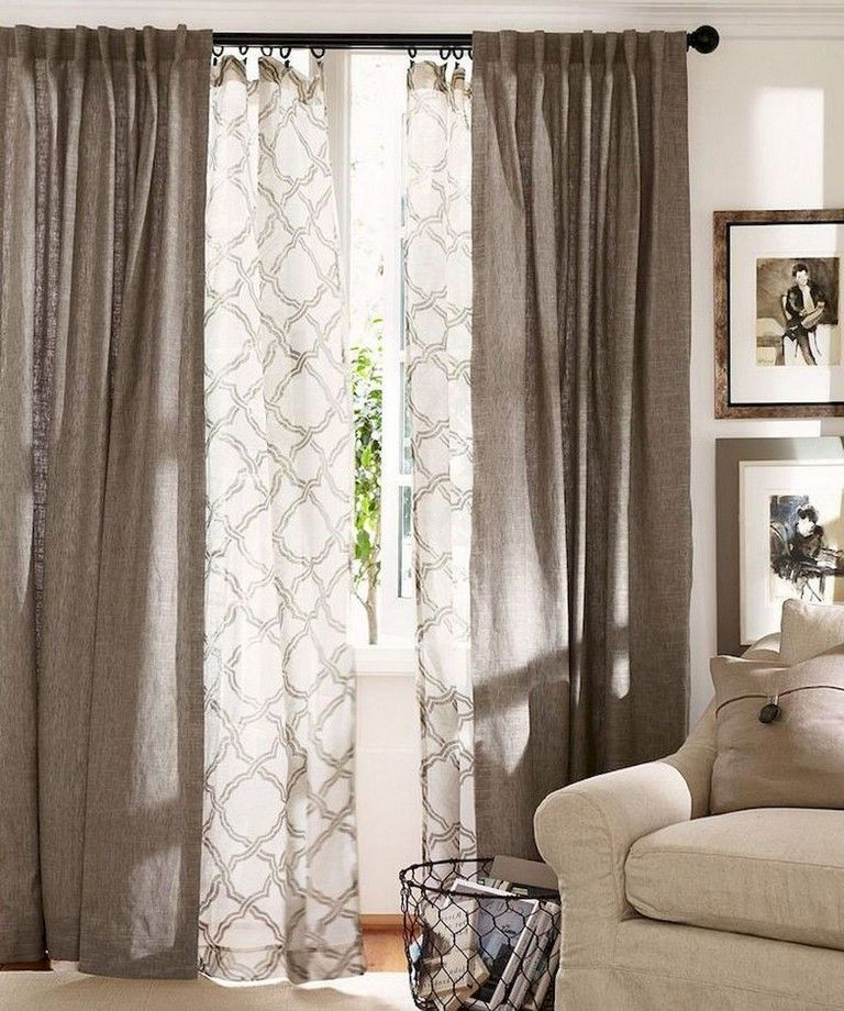 80 Lovely Curtains For Living Room Window Decor Ideas Living Room Drapes Living Room Window Decor Living Room Decor Curtains