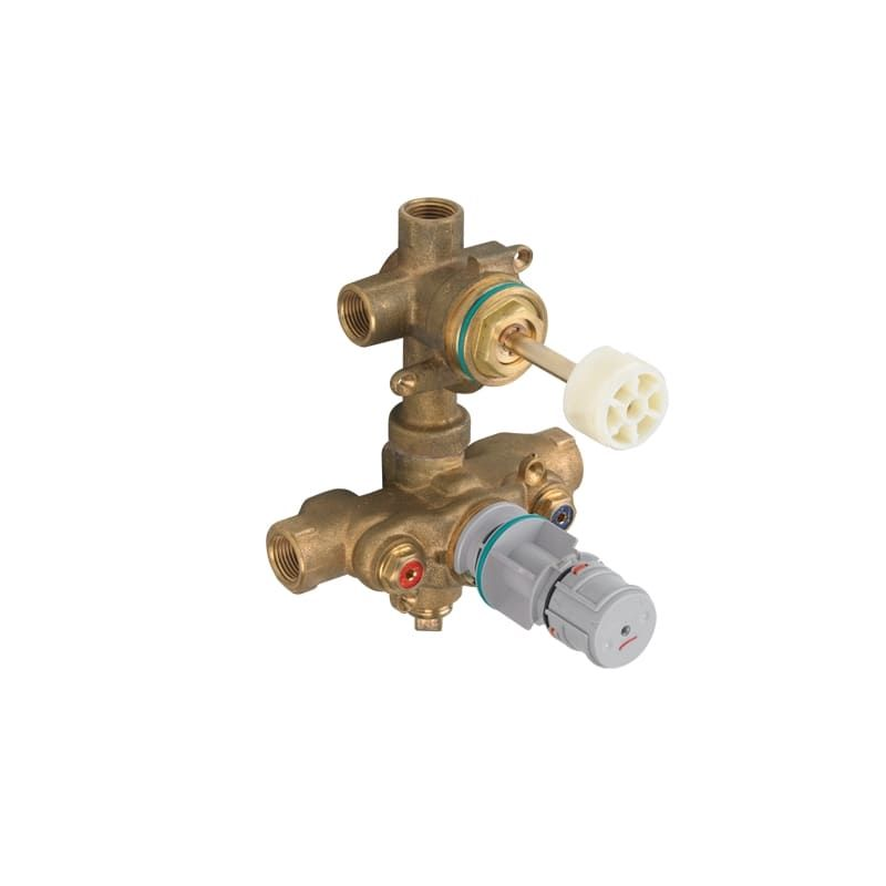 American Standard R522S Universal Thermostatic Mixing Rough-In Valve ...