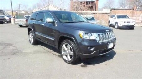 Car For Sale In Connecticut 2013 Jeep Grand Cherokee Overland