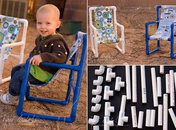 Super Cool DIY PVC Pipe Projects Worth Realizing DIY Projects - Best diy pipe project ideas for kids