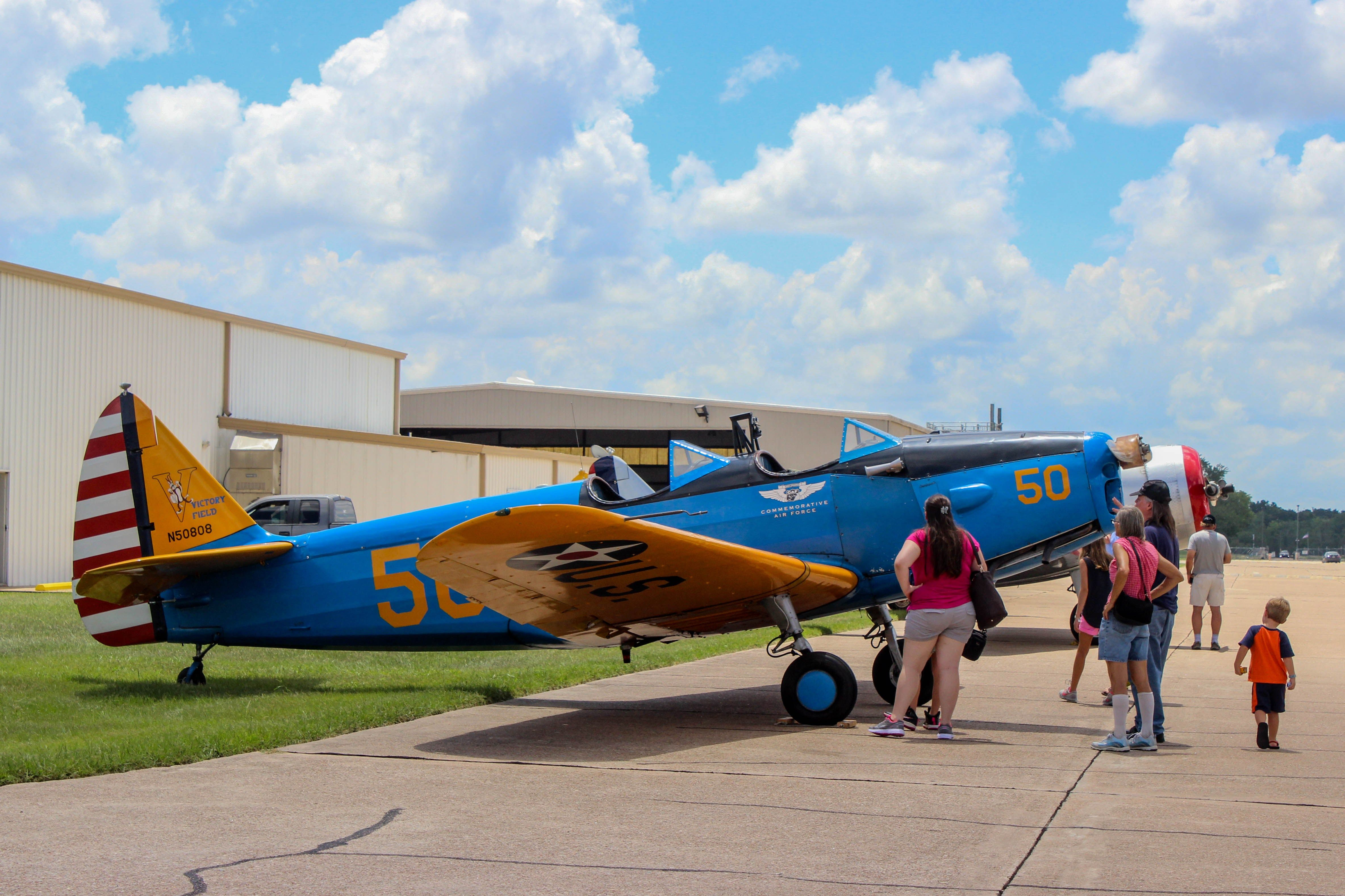 Houston Wing of the Commemorative Air Force18000 Groschke
